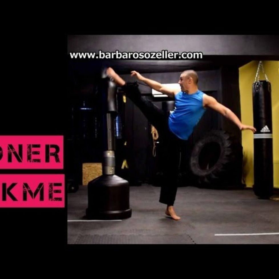 spinning back heel kick - Döner tekme | kick boks | mma